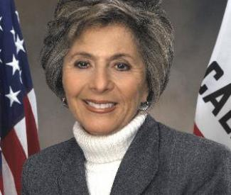Barbara Boxer is a ten dollar whore selling five dollar pussy