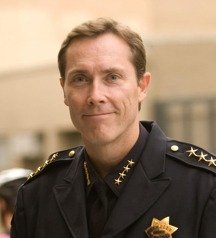 Berkeley Police Chief Michael Meehan