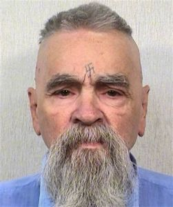 80-year-old serial killer Charles Manson