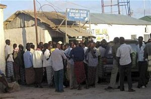 Somali stock exchange does brisk business