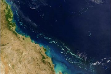 Australia barrier reef