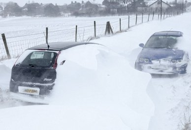 very cold winter kills 5000+ in UK