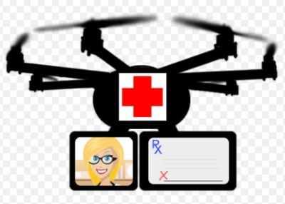 Obamacare delivers meds with drones