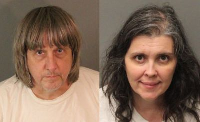 David Allen Turpin, 57, and Louise Anna Turpin, 49
