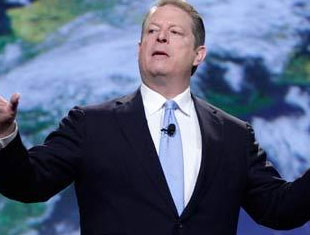Al Gore - where did he get his environmental degree?