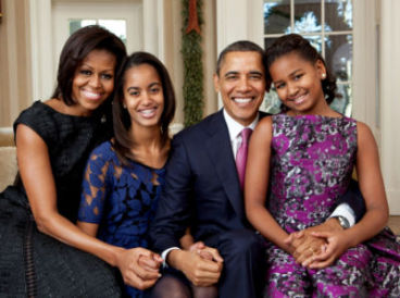 Obama family plagued by climate change