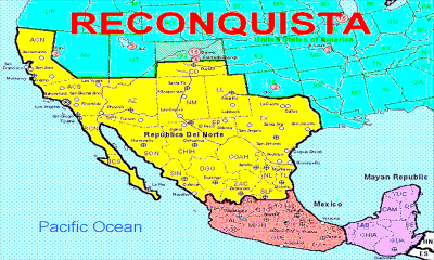 reconquista California sanctuary city