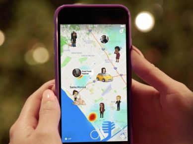 Snap Map was based on Snapchat's secret acquisition of social map app Zenly